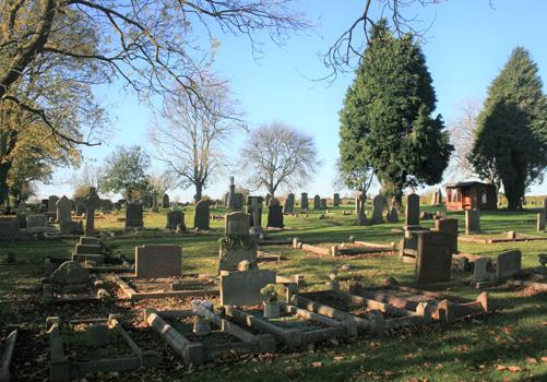 Misterton Cemetery